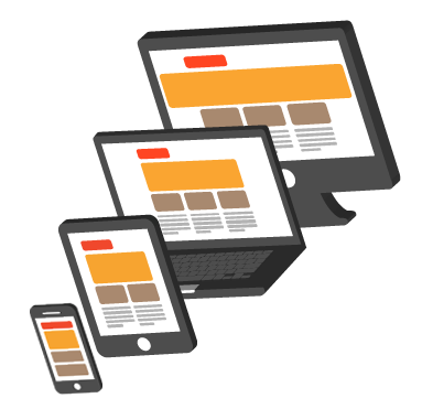 integration web responsive
